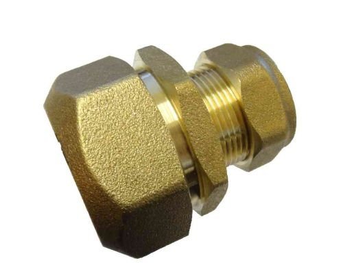 "Lead To Copper Coupler 3/4"" 9lb Lead x 22mm"