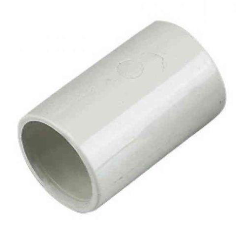 Overflow Coupler 21.5mm Solvent Weld PVC-U