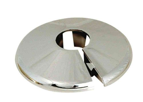 Chrome 15mm Radiator Pipe Cover / Collar