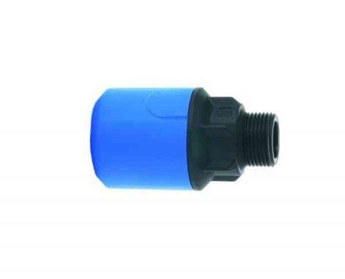 25mm MDPE x 3/4 Inch BSP Male Adaptor | Speedfit UG102B