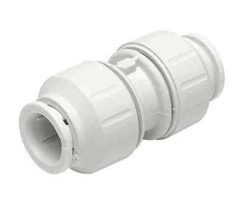 Speedfit 15mm Straight Coupling | PEM0415W