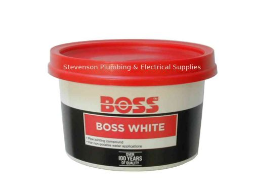 Boss White Pipe Jointing Compound