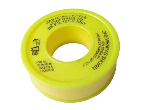 Gas PTFE Tape | Extra Thick Thread Sealing Tape