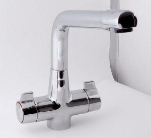 Monobloc Kitchen Sink Mixer Tap | 1/4 Turn