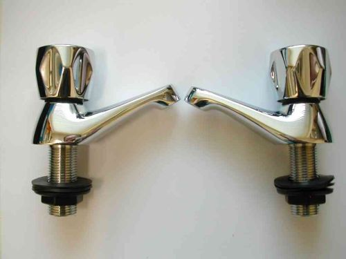 Basin Taps (Pair) | Contract