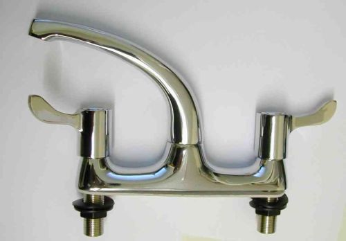Lever Kitchen Deck Mixer Taps