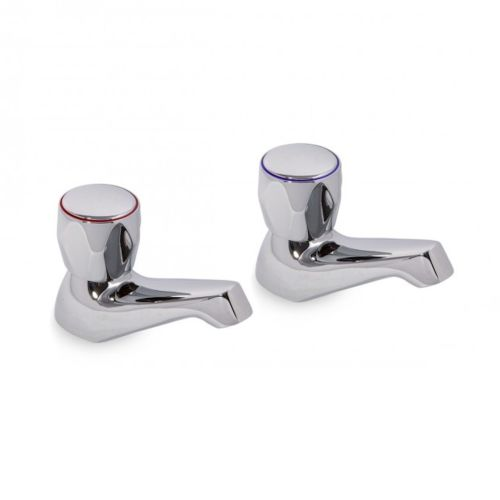 Contract Bath Taps (Pair)