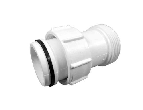"1-1/2"" BSP Male x Female Coupling 3"" Long 