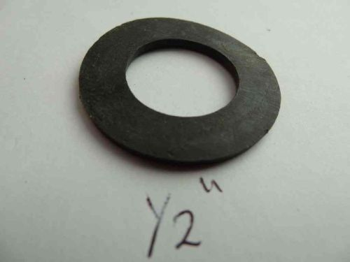 1/2 Inch BSP Rubber Washer