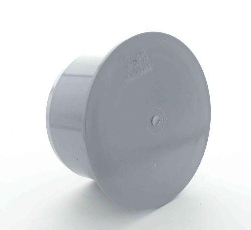 110mm Waste Fitting Blank Plug
