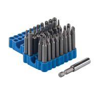Security Screwdriver Bit Set | 33 Piece