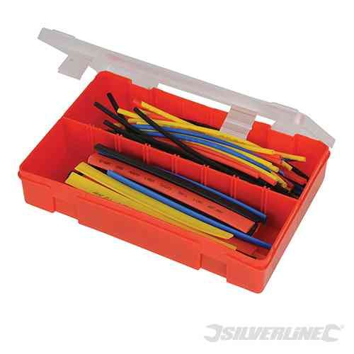 Heat Shrink Tubing | 95 Piece Pack