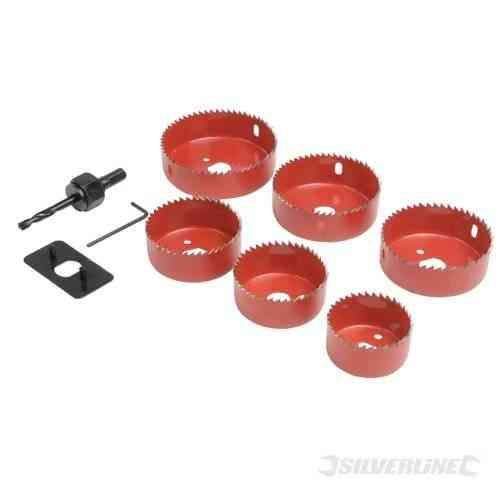 Downlight Installers Hole Saw Kit
