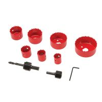 Hole Saw Kit 11 Piece (21-64mm)