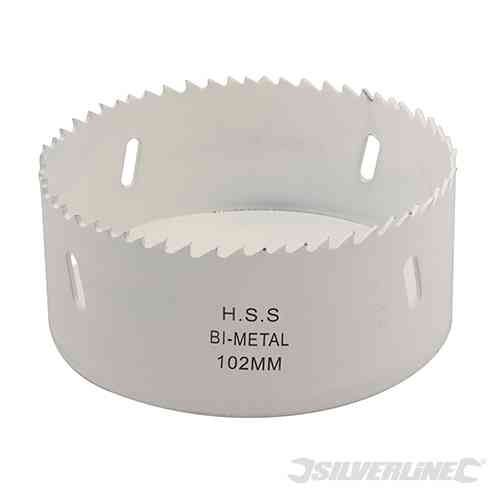 102mm Hole Saw | Bi-Metal HSS