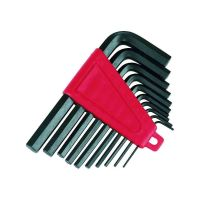 Metric Allen / Hex Keys 10 Piece Set 2mm–10mm