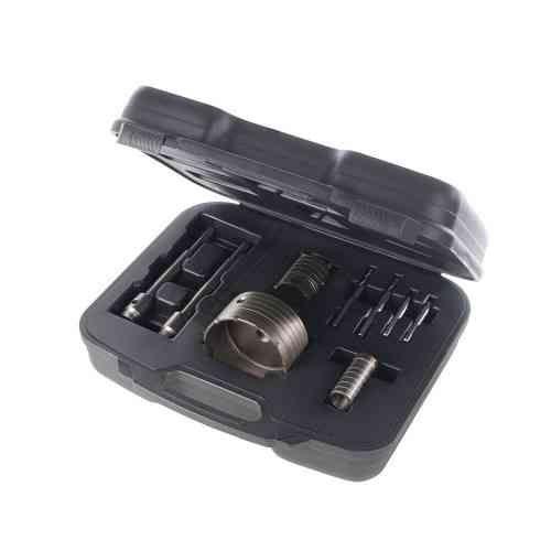 Core Drill Kit 30mm, 50mm & 110mm