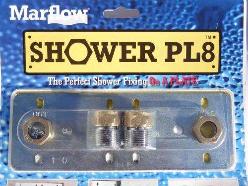Marflow Shower Valve Wall Mounting PL8