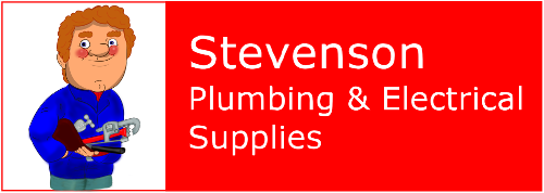 Stevenson Plumbing and Electrical Supplies Logo