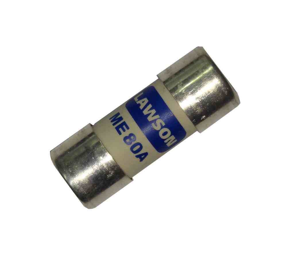 Lawson Me80 Bs1361 80a House Service Fuse  U230022 23mm