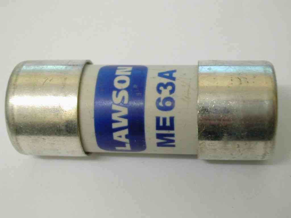 63A BS1361 House Service Cut-out Main Fuse Lawson MF63 63