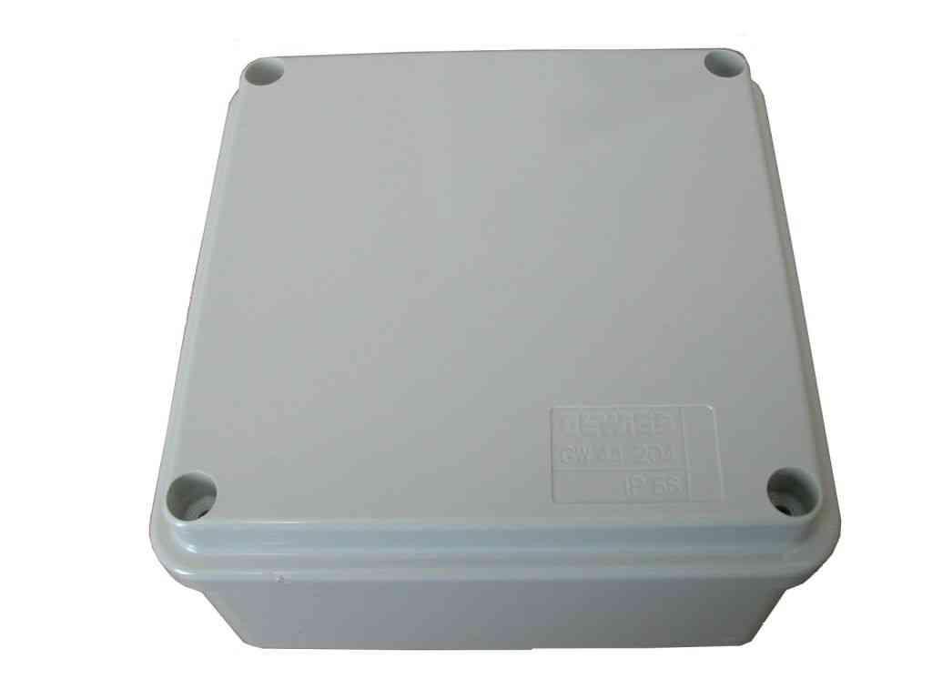 Ip56 Weatherproof Outdoor Junction Box 100mm X 100mm X 50mm Ebay