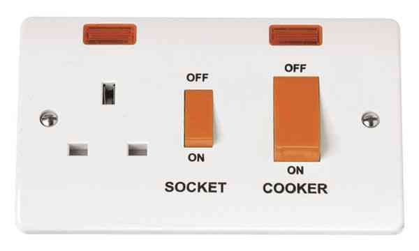 Cooker Control Unit (Indicating)
