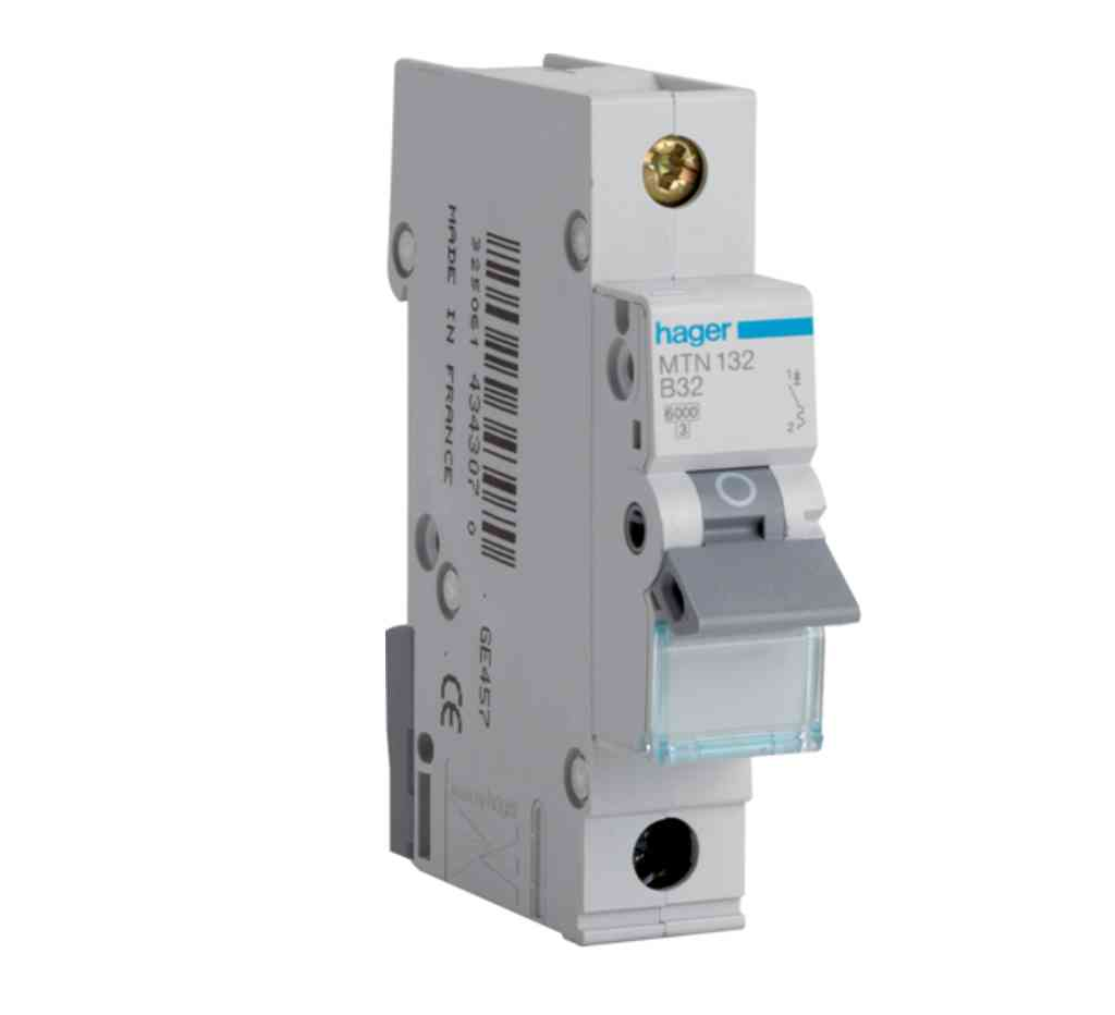 Hager Electrical Fuse Box : Amp hager mcb type b a mtn stevenson