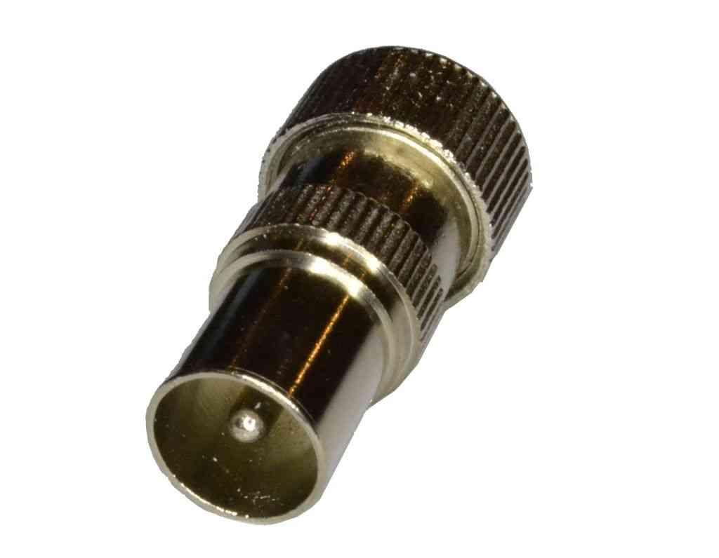 TV Coaxial Plug (Male)
