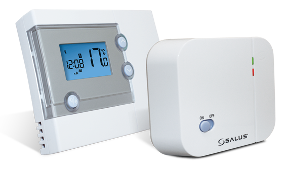 Salus Digital Thermostat / Timeswitch Radio Controlled