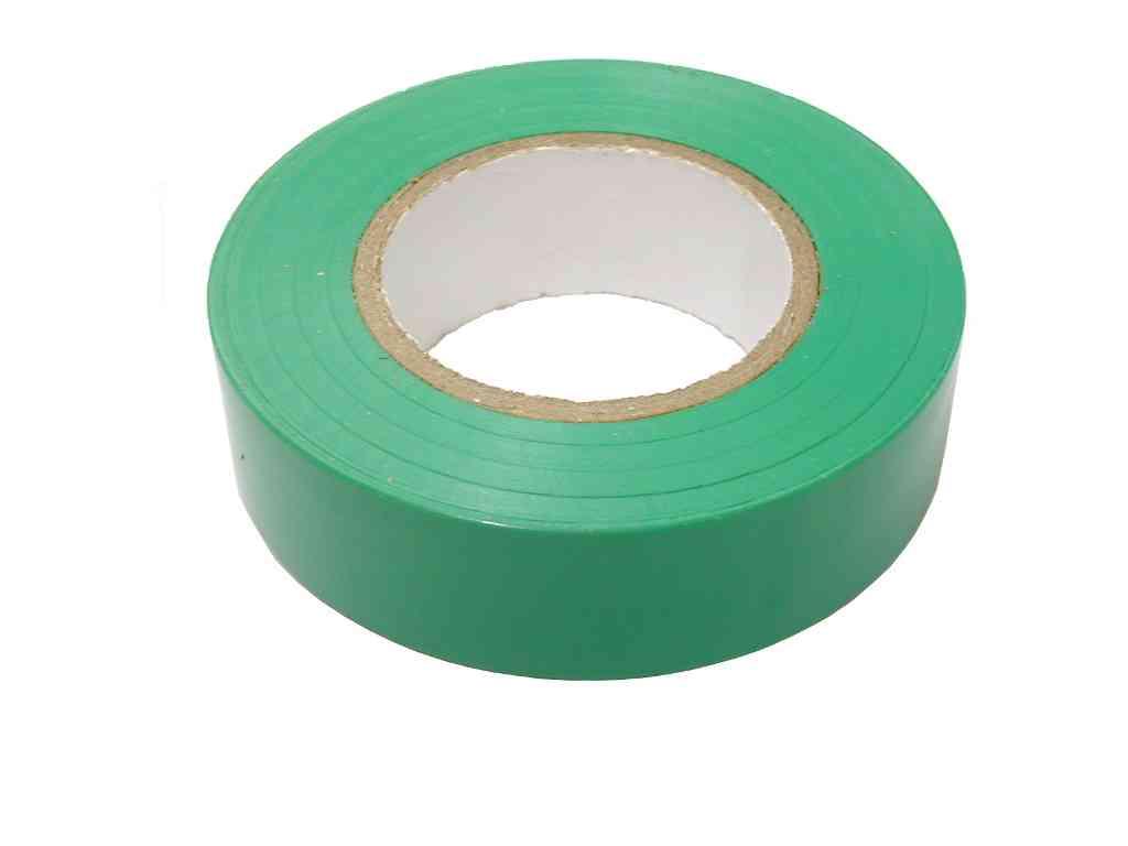 Green PVC Insulation Tape 19mm x 20m