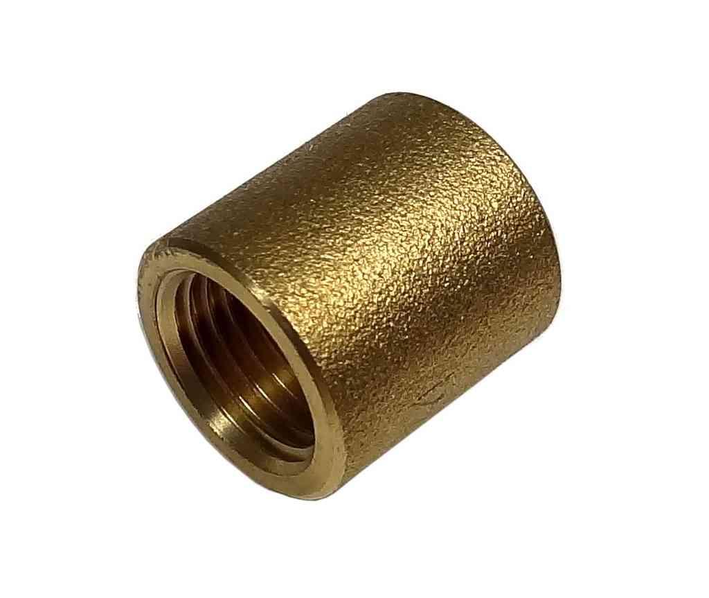 1/4 Inch BSP Brass Socket