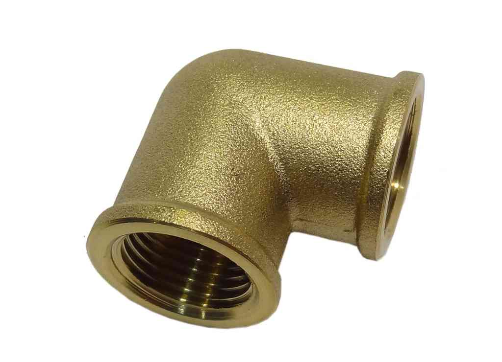 Quot bsp brass elbow female fxf stevenson