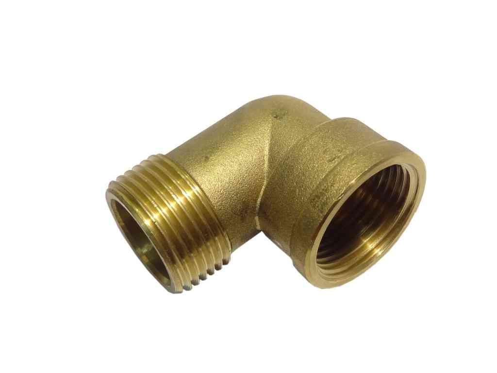 Inch bsp brass elbow mxf male female stevenson