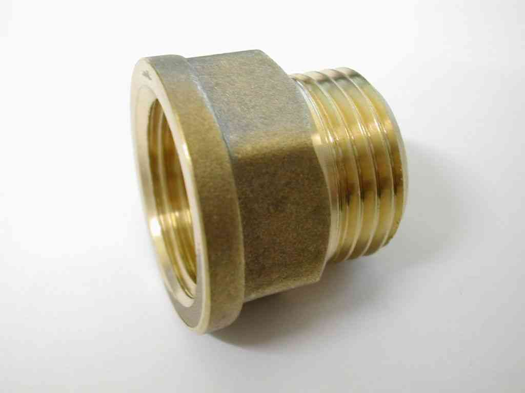 Inch bsp brass mxf male female tap thread extension