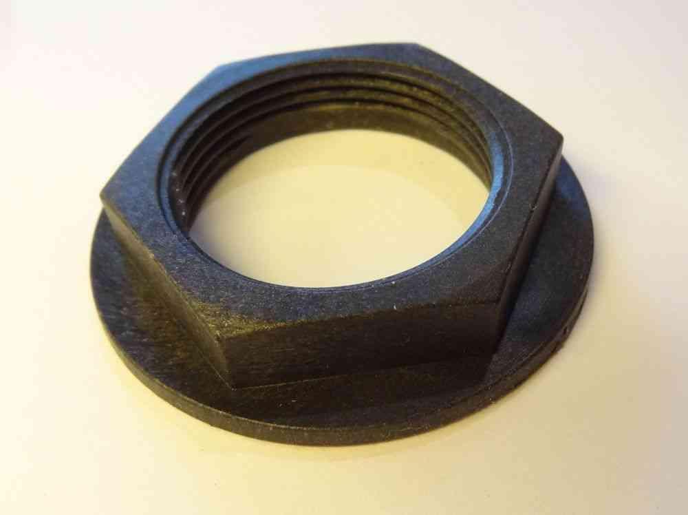 1 1 4 Inch Bsp Plastic Flanged Back Nut Stevenson