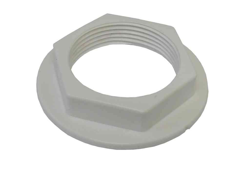 Inch bsp plastic back nut kitchen sink waste size