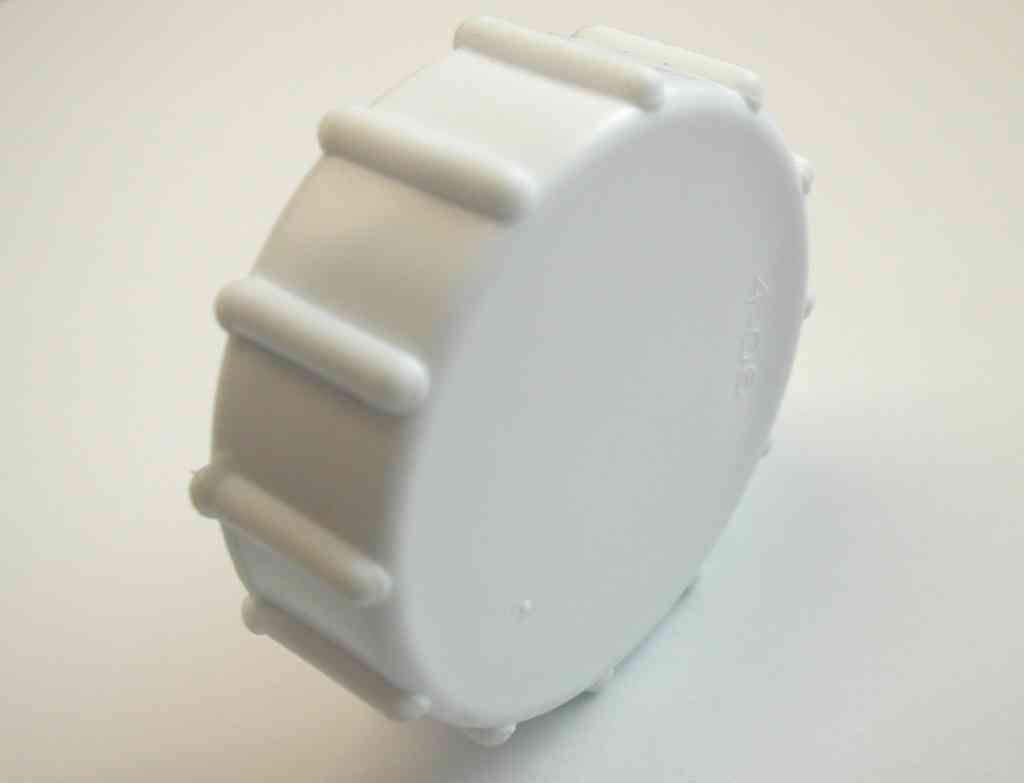 Washing Machine Waste Trap Blanking Cap And Washer 1