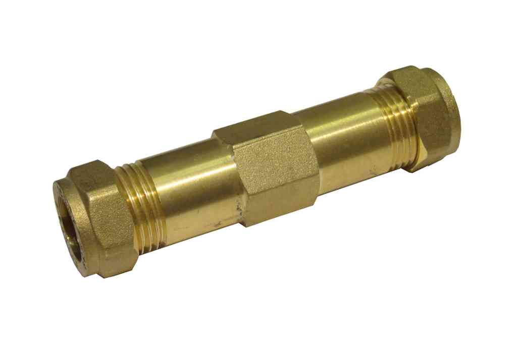 Mm compression burst pipe repair coupler useful extra