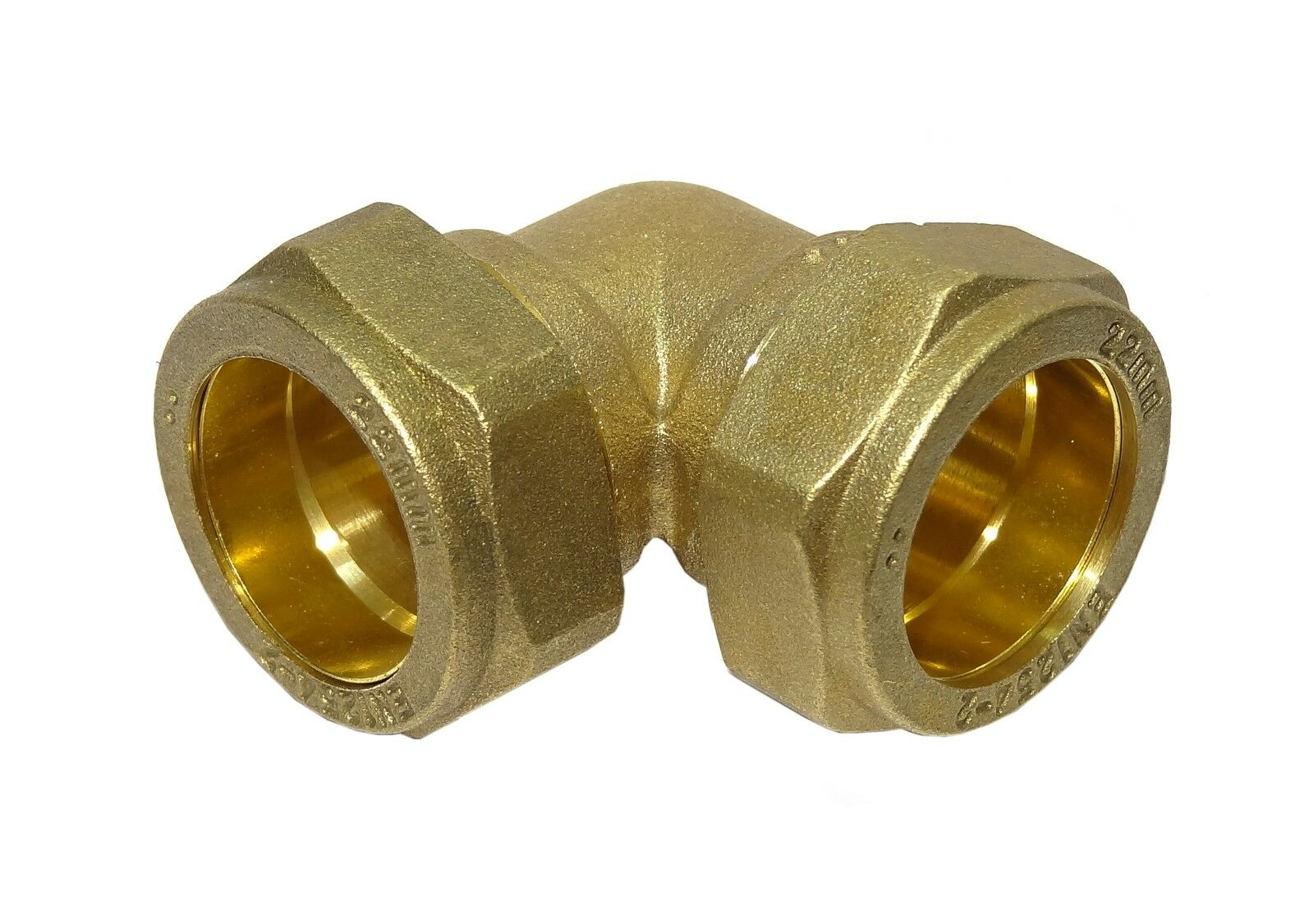 22mm Compression Elbow