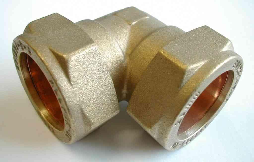 28mm Compression Elbow