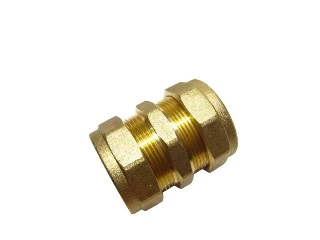 35mm Compression Straight Coupling