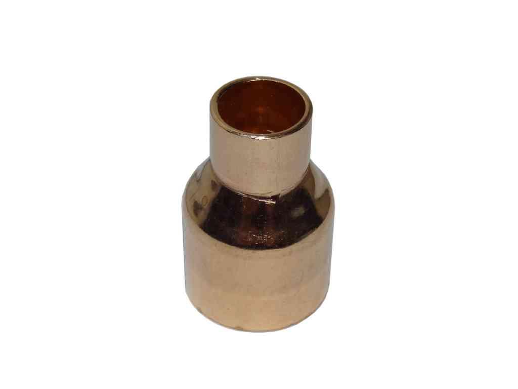 28mm x 15mm end feed fitting reducer solder plumbing. Black Bedroom Furniture Sets. Home Design Ideas