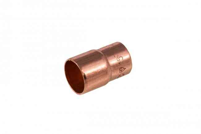 22mm x 15mm End Feed Fitting Reducer