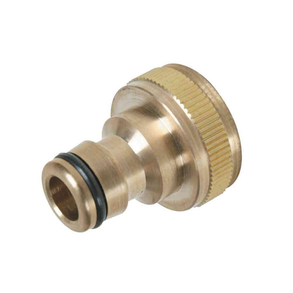 Brass Garden Hose Tap Connector Stevenson Plumbing