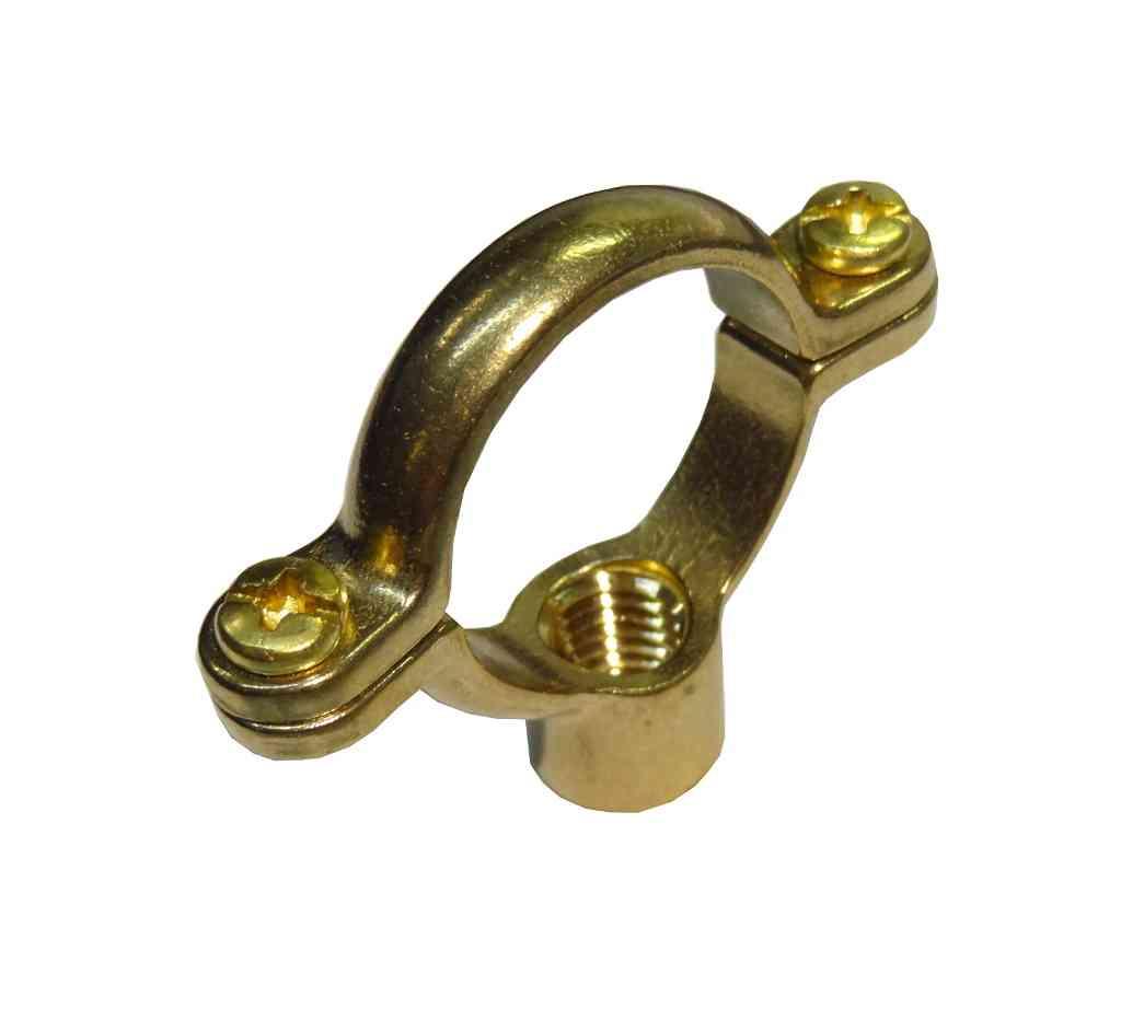 28mm Brass Munsen Ring Pipe Clip