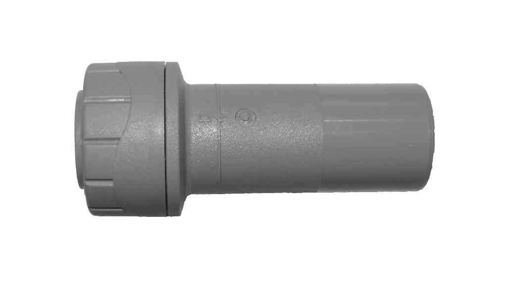 22mm x 15mm Polyplumb Socket Reducer | PB1822
