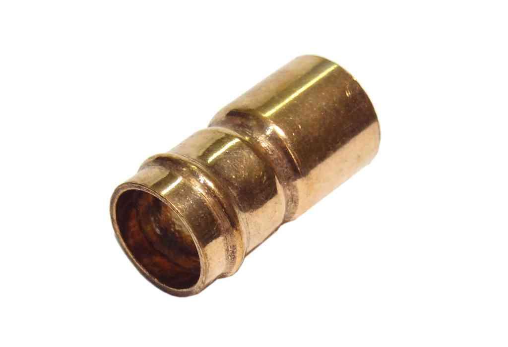 15mm x 12mm Solder Ring Fitting Reducer