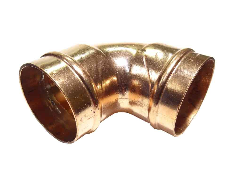 54mm Solder Ring Elbow