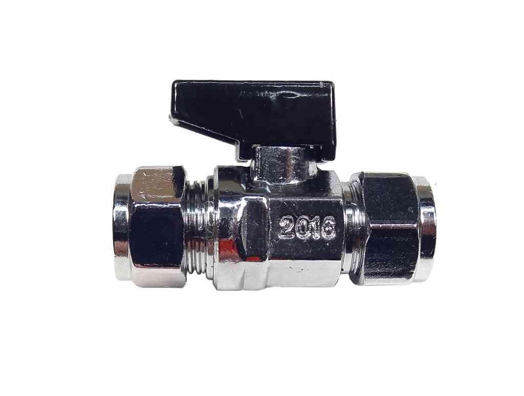 10mm Lever Ball Valve | CxC